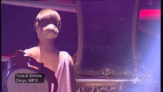 Tuna & Simone - Kercimi i pare - Vals - Finalja - Show - Vizion Plus