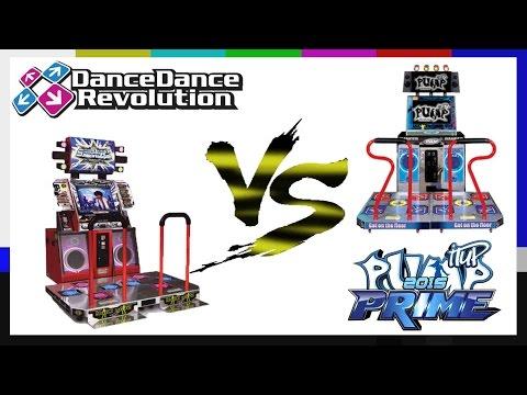 Dance Dance Revolution VS Pump It Up