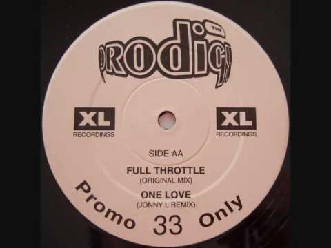 Prodigy - Full Throttle