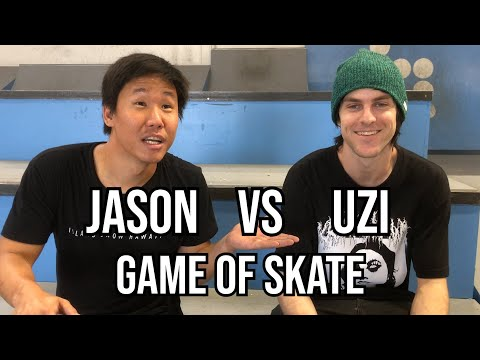 JASON VS UZI - GAME OF SKATE