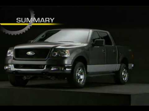 2004-2008 Ford F-150 Pre-Owned Vehicle Review - WheelsTV