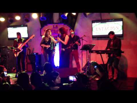 Nicole Pillman y Adalí Montero  - Fallin ( Cover Alicia Keys)