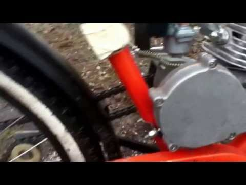 80cc bicycle engine kit review and thoughts.