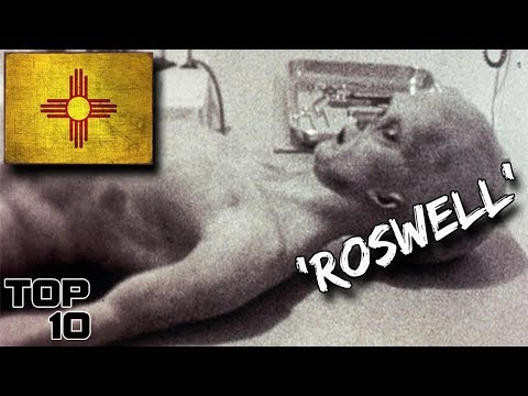 Top 10 Scary New Mexico Urban Legends