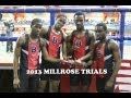 2013 Millrose Games Trials @ the Armory