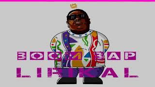 """base de rap boom bap """"lirikal"""" instrumental de hip hop de uso libre"""