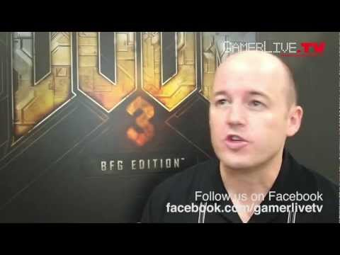 id Software Developer Tim Willits Talks Doom 3 BFG, 3D and Oculus Rift
