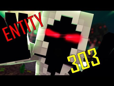 Крайности Minecraft: ENTITY 303