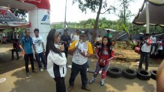 DAY BATTLE TPM PERTAMINA ENDURO KYT R9 RACING DRAG BIKE 201-M 2012 SERI 4