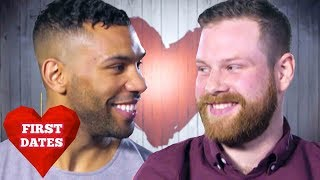 Will Damian's Tourettes Scare Date Off? | First Dates