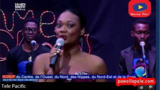 Mercredi 22  Mars 2017 -Télévision Pacifique Live - Samedi Show (reprise)