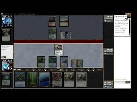 9-18-14 Bant Revisited vs Boros