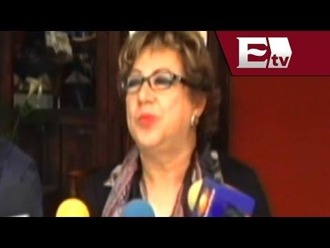 Dan licencia de 30 días a la alcaldesa de Pátzcuaro, Michoacán/ Pascal Beltrán del Río