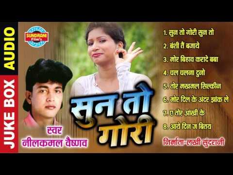 SUN TO GORI - सुन तो गोरी - Nilkamal Vaishnav - Lok Geet - Audio Jukebox