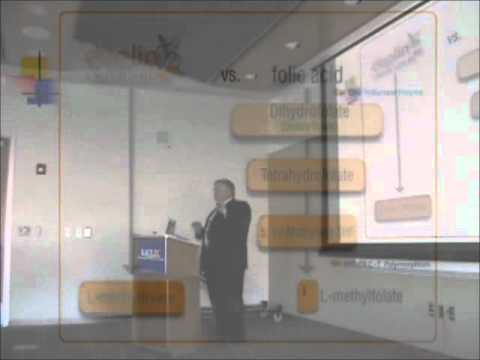 Part 1 of 4: Dr Neil Rawlins - MTHFR - Sept 2011