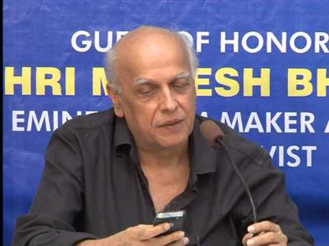 Mahesh Bhatt Launches The Book Healing Memories
