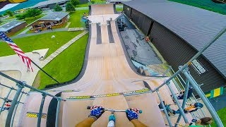 MEGA RAMP VS SCOOTER KIDS!