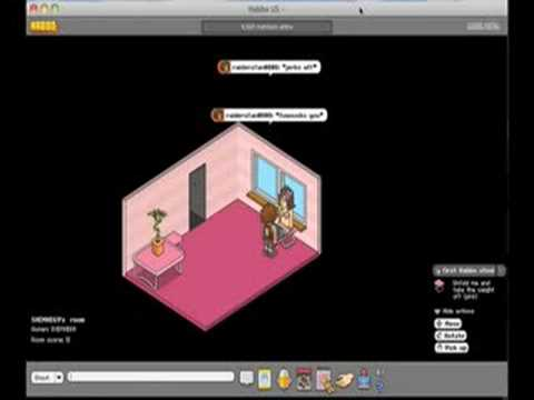 Habbo Hotel: Cyber Sex Prank. I highly recommend high quality.