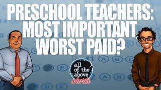 AOTA Short: Poor Pay for Preschool