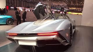 I fell in love with the McLaren Speedtail