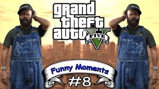 GTA 5 Funny Moments and Fails #8 (Baywatch, Prostitute Sex)