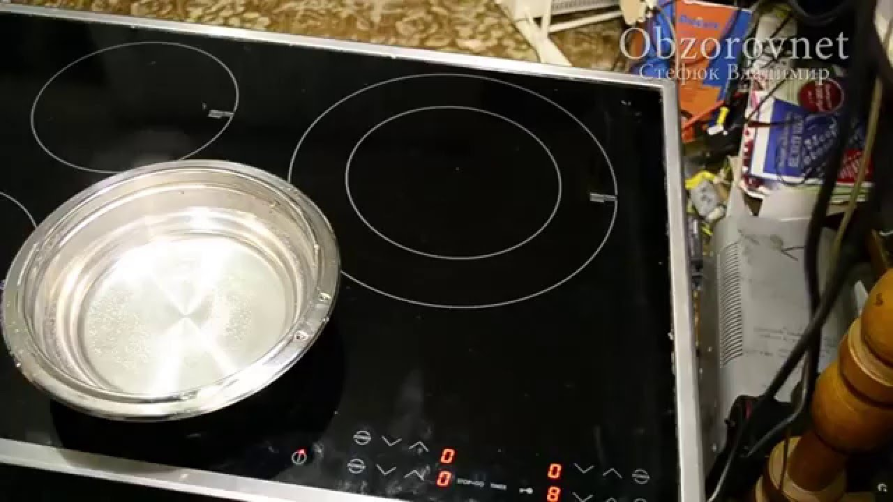 Индукционная плита электролюкс инструкция ошибка 9