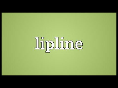 Header of Lipline