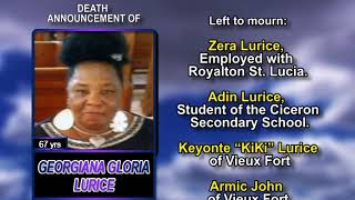 Georgiana Gloria Lurice LONG