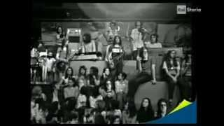 BATTIATO -POLLUTION- alla Rai Tv -progressive-\1972 ( FETUS )