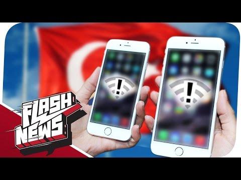 Sperr-Erlaubnis für Internet & Apples iPhone 6! - FLASH NEWS