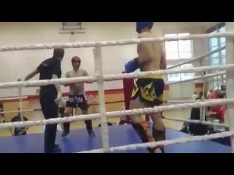 Henryk Kantorowski - Bydgoska Liga Sztuk Walki K1-17.10.2015 R