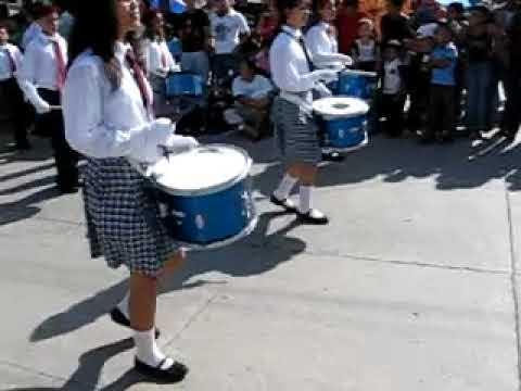 Desfile 15 de septiembre 2008