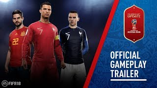 FIFA 18 World Cup | Rip The Summer Up | Officiële Gameplaytrailer