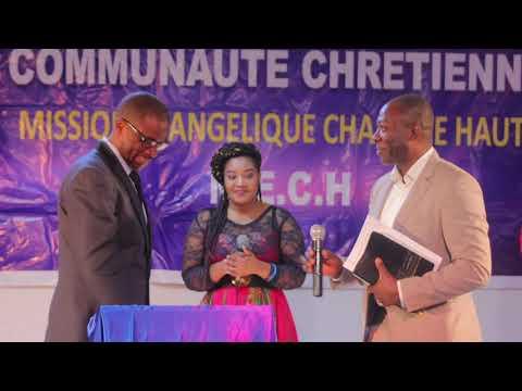 Pasteur Michel Atana, thème: La Foi