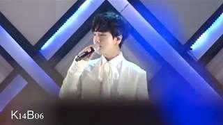 170708 Yesung (예성) + Kangta 먹지 Gray Paper - SMTOWN Live World Tour IV In SEOUL