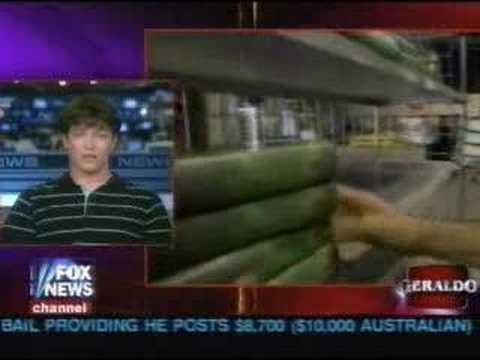 Emerson Spartz of MuggleNet on Geraldo - July 15, 2007