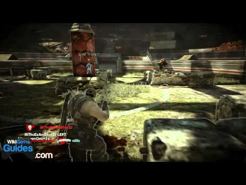 WikiGameGuides First Impressions - Gears of War 3 Beta