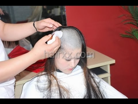 Download Hairxx #006 From Long To Bald Makeover Haircut Video to 3gp ...