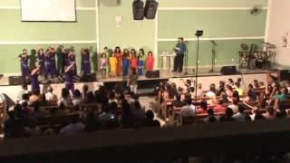 Vídeo 68 de Crianças Diante do Trono