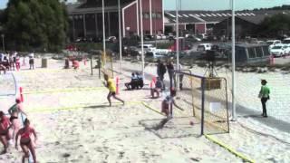 Giorno #7 - EURO 2013 Beach Handball: Italia - Ungheria 0-2