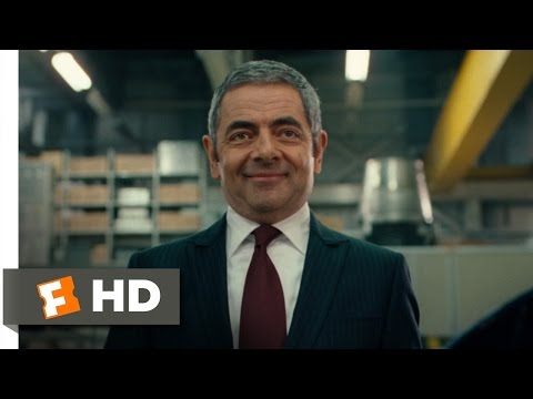Johnny English Reborn (1/10) Movie CLIP - The Toy Cupboard (2011) HD