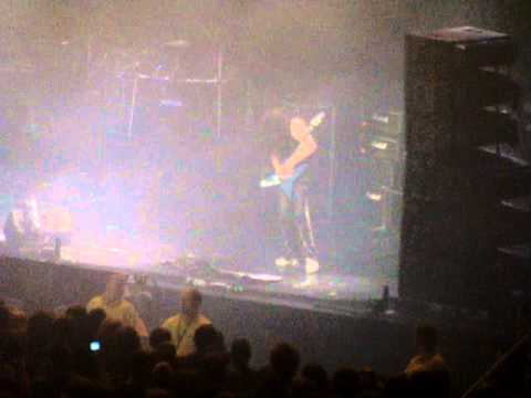 Morbid Angel - Chapel Of Ghouls (with Trey Azagthoth solo) live @ Katowice, Poland 2011