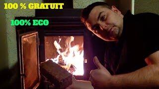 Comment faire son bois de chauffage 100% gratuit