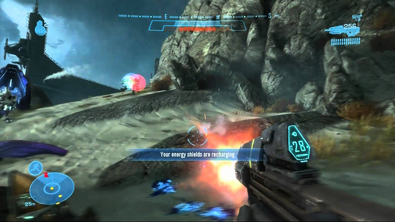 Sample Halo Reach Trial