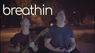 breathin (Ariana Grande Cover) || Thomas Sanders & Foti