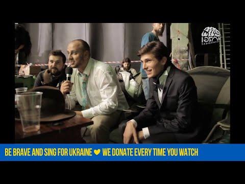 Время и Стекло feat. Потап - съемки клипа Слеза