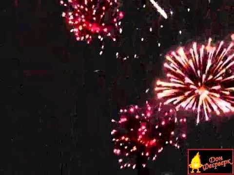 2011-08-07 Феєрверк на день міста Жмеринка