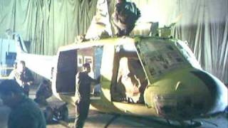 proyecto Argentino hornero BELL UH 1 a HUEY II