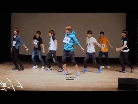 100% - Bad Boy mirrored Dance Practice