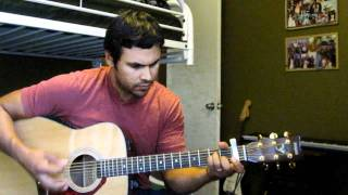 My Soul Longs by CFNI Music covering Guitar Chords
